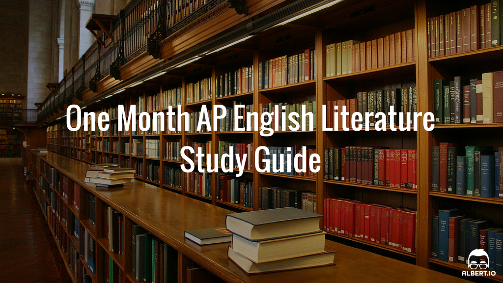 types of essays on the ap english literature exam