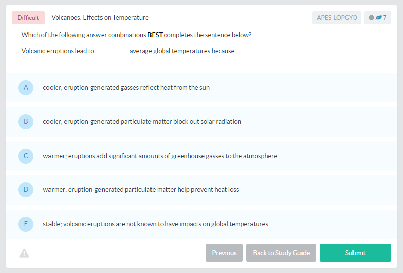 ap environmental science essays