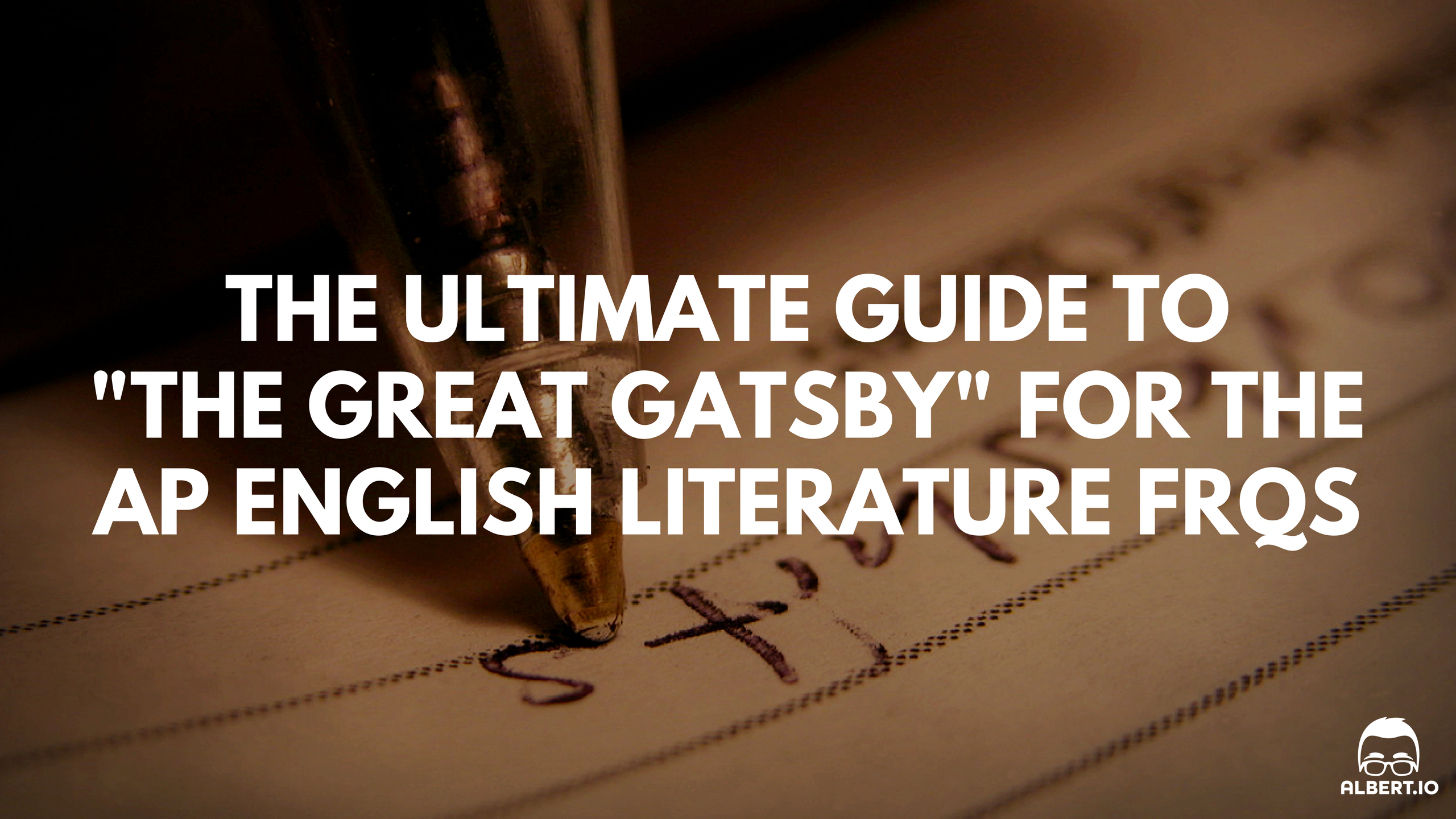 english lit great gatsby This is my english literature blog 2 december 2012 the great gatsby reading journal: chapter 4 great gatsby reading journal.