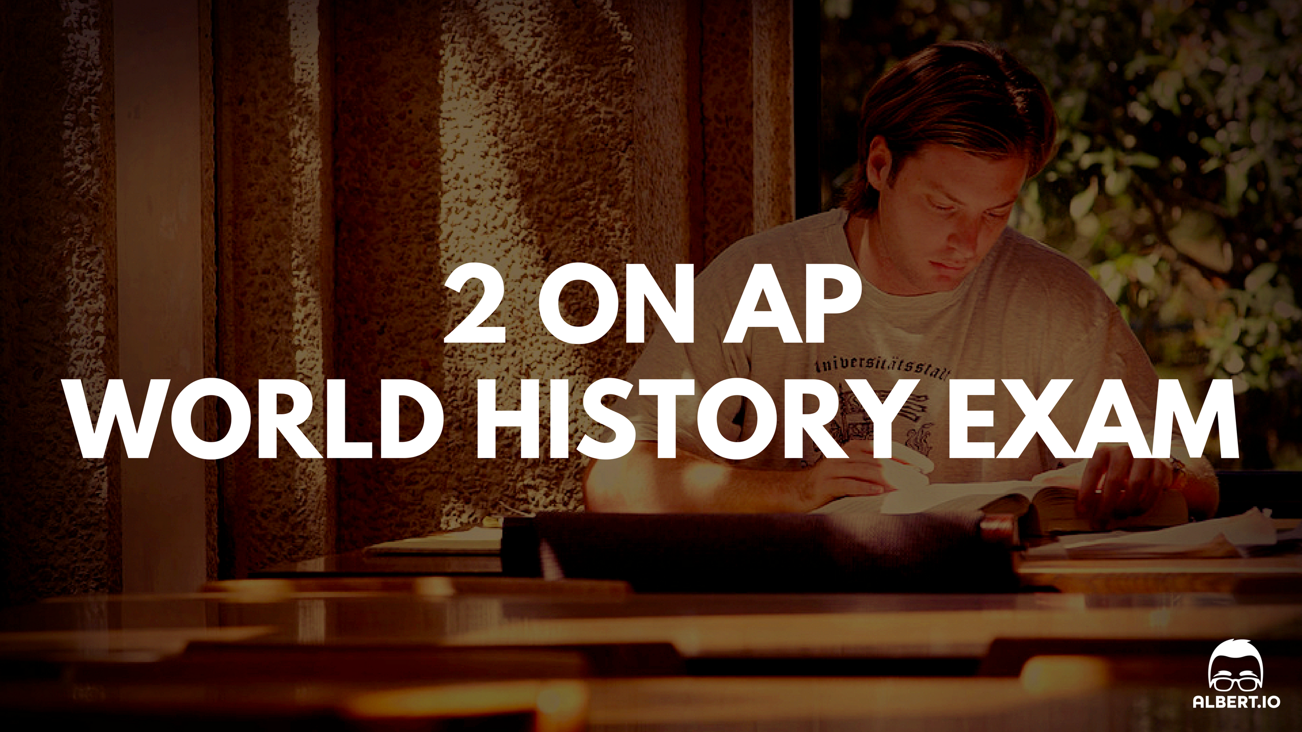 history exam Equip your students to excel on the current ap® united states history exam   includes 2017 college board revisions to the course and exam description.